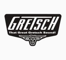 GRETSCH Baby Tee