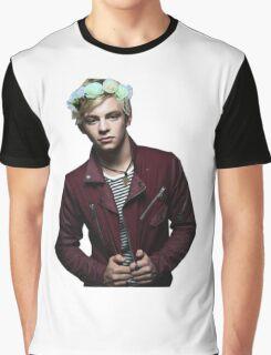 Ross Lynch R5 Flower Crown Graphic T-Shirt