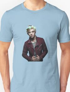 Ross Lynch R5 Flower Crown Unisex T-Shirt