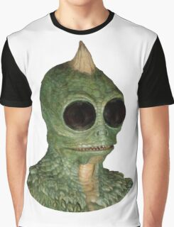 Sleestak - Land of the Lost fan art Graphic T-Shirt