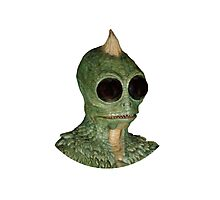 Sleestak - Land of the Lost fan art Photographic Print