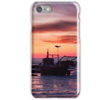 Lytham Boat Sunrise iPhone Case/Skin