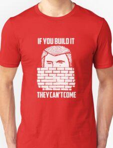 Wall of Trump T-Shirt