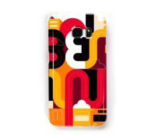 Berlin Typo Samsung Galaxy Case/Skin