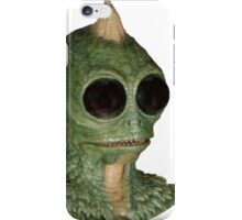 Sleestak - Land of the Lost fan art iPhone Case/Skin
