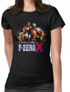 F-ZERO X Womens Fitted T-Shirt