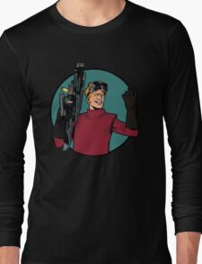 dr h Long Sleeve T-Shirt