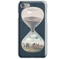 The City Where Time Stopped Long Ago iPhone Case/Skin