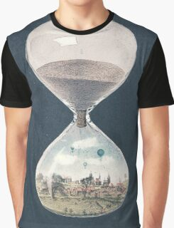The City Where Time Stopped Long Ago Graphic T-Shirt