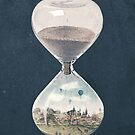 The City Where Time Stopped Long Ago by Paula Belle Flores