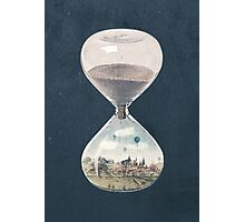 The City Where Time Stopped Long Ago Photographic Print