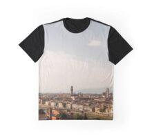 Piazzale Michelangelo - Florenz  Graphic T-Shirt