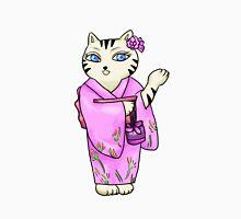 Lady cats in Kimono 1 Unisex T-Shirt