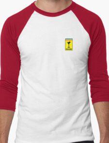 Raikkonen Martini (small emblem) Men's Baseball ¾ T-Shirt