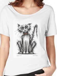 Horrid cat Women's Relaxed Fit T-Shirt