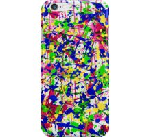 Abstract 3 - By Gill Brooks iPhone Case/Skin