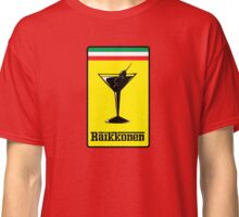 Raikkonen Martini Classic T-Shirt