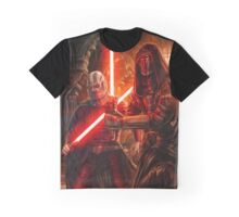 Darth Revan And Darth Malak Graphic T-Shirt