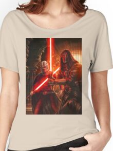 Darth Revan And Darth Malak Women's Relaxed Fit T-Shirt