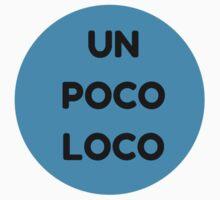 UN POCO LOCO [BLUE] One Piece - Long Sleeve