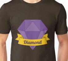 Big cartoon diamond Unisex T-Shirt