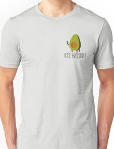 Lets Avocuddle! Unisex T-Shirt