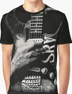S R Vaughan Graphic T-Shirt