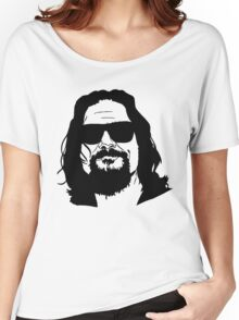 The Dude Abides The Big Lebowski Women's Relaxed Fit T-Shirt