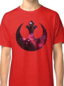 Rebel Alliance space logo Classic T-Shirt