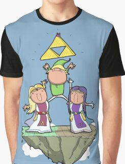Between two derps Graphic T-Shirt