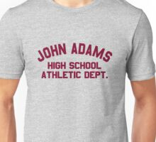 John Adams High School – Boy Meets World, Cory Matthews Unisex T-Shirt