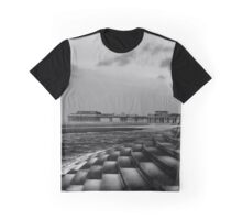 Blackpool Central Pier Graphic T-Shirt