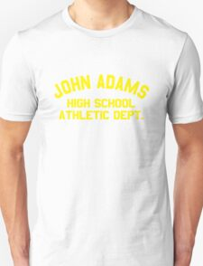 John Adams High School – Boy Meets World, Shawn Hunter Unisex T-Shirt