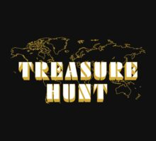 Treasure Hunt One Piece - Short Sleeve