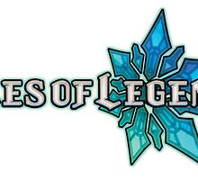 Tales of Legendia logo by atdi198d
