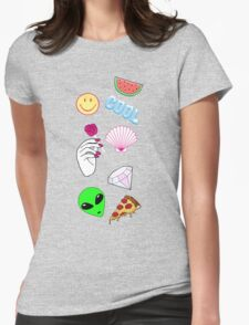 Cool stuff Womens Fitted T-Shirt