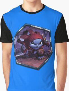 Little Rengar Graphic T-Shirt