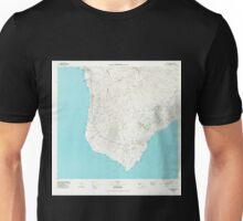 USGS TOPO Map Hawaii HI Hawaii County Sheet 3 349914 1980 100000 Unisex T-Shirt