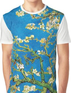 Van Gogh - Almond Blossoms Graphic T-Shirt