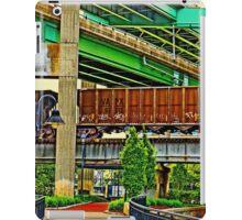Trains and Bridges iPad Case/Skin