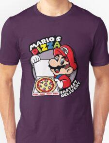 Mario's pizza Unisex T-Shirt
