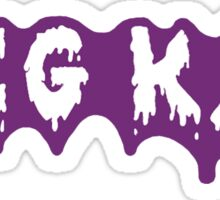 SIGKAP/ACID Purple Sticker