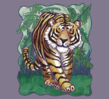 Animal Parade Tiger Kids Tee