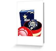 Casio G-Shock ALIFE Greeting Card