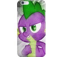 Spike - My Little Pony iPhone Case/Skin
