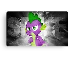 Spike - My Little Pony Canvas Print