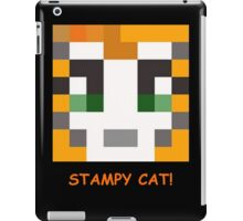 Stampy Cat! iPad Case/Skin
