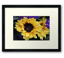 Colorful Combo Framed Print