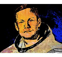 NEIL ARMSTRONG Photographic Print