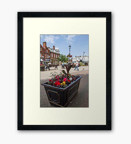 Lytham Square Framed Print